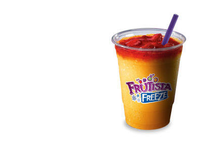 Mango Strawberry Frutista Freeze 16 oz