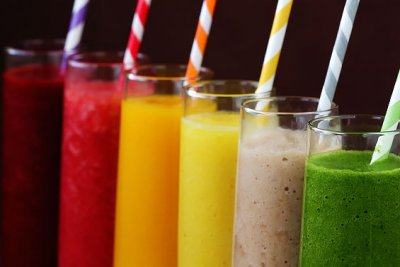 All Fruit Smoothies, Five Fruit Frenzy, Original