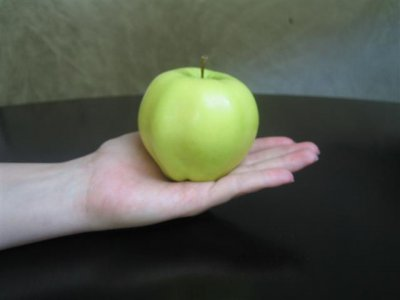 Apple, Golden, Delicious, Small