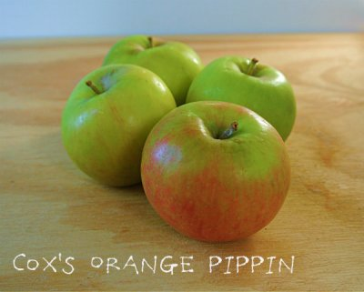 Organic, Apple, Cox, Orange, Pippin