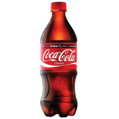 20 oz Bottle Coca Cola