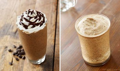 Iced Mocha with Nonfat Milk (Large)