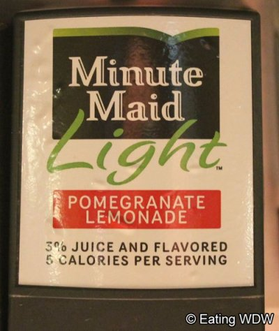Minute Maid Lemonade- Large