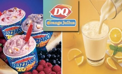 Orange Julius Original, Medium