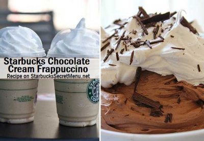 White Chocolate Mocha Frappuccino Blended Coffee, 2% Milk (Grande)