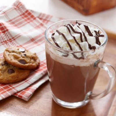 Nonfat White Hot Chocolate (Large)