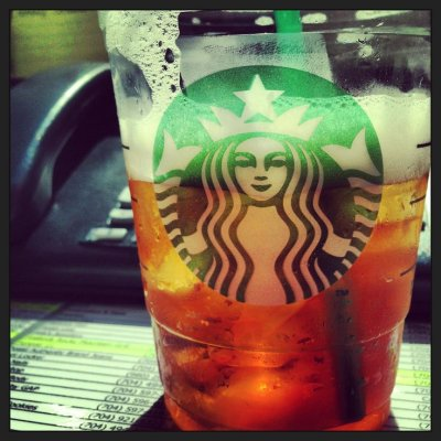 Shaken Sweet Tea Lemonade (Trenta)
