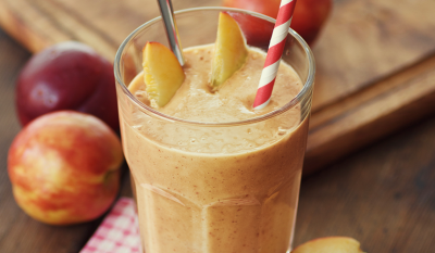 Classic Smoothie, Peach Pleasure, Original