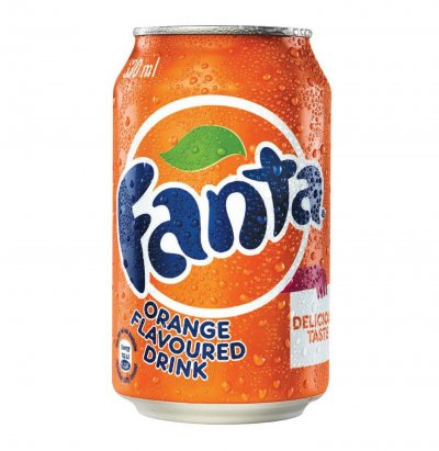 Fanta Orange- Large
