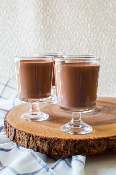 Mint Hot Chocolate, X Large