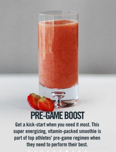 Pre-Boosted Smoothie, Orange C-Booster, Original