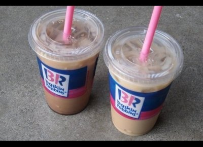 Iced Cappy Mocha, Large