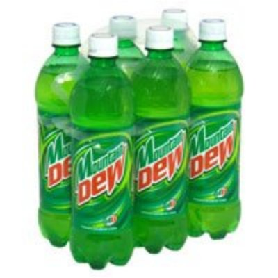 Mountain Dew 30 oz