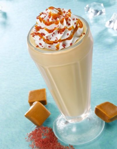 Salted Caramel Shake-Small