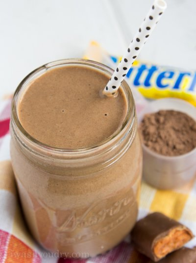 Butterfinger Milk Shake-Regular