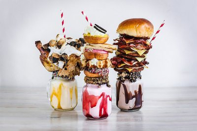 Cookies & Ice Cream Shake