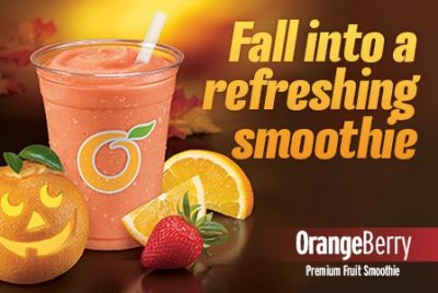 OrangeBerry Julius Original, Large