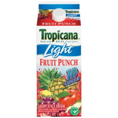 Tropicana Fruit Punch 40 oz
