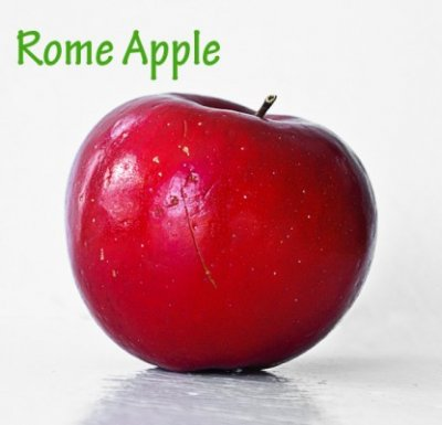 Apple, Rome, Small