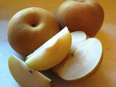 Asian pear diet testimonial