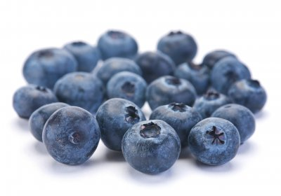 Blueberries, Fresh, 1/2 cup