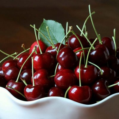 Dark Sweet Cherries