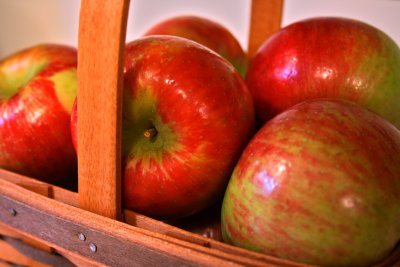 Organic, Apple, Haralson, Small