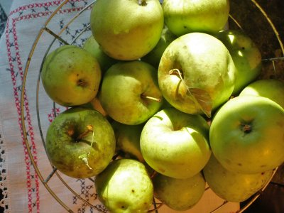 Organic, Apple, Stayman, Small