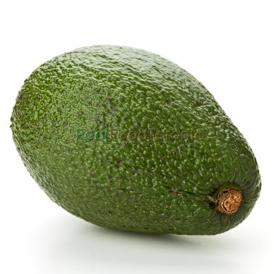 Organic, Avocado, Green, Large