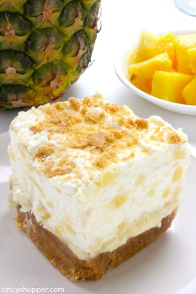 Pineapple Topping