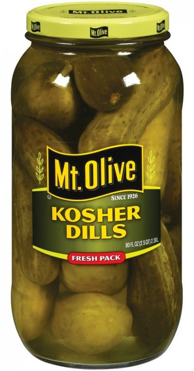 Mt. Olive Fresh Kosher Dill Pickles