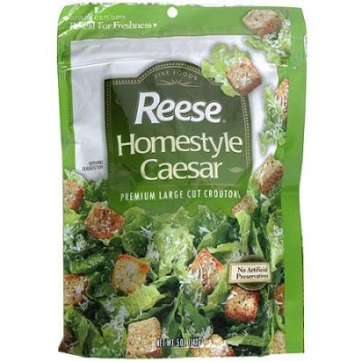 Home-style Caesar Croutons-packet