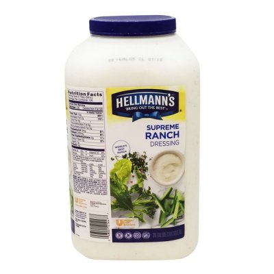 Ranch Dressing, container