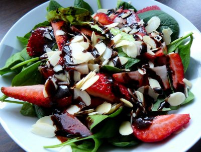 Fatfree Raspberry Vinaigrette Dressing