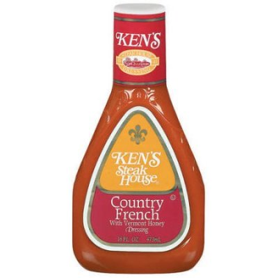 Ken's Country French  with Orange Blossom Honey Dressing