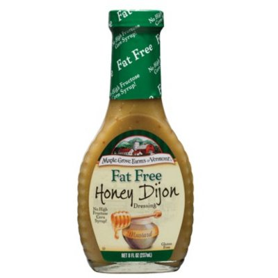 Fat Free Honey Dijon Salad Dressing
