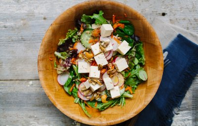 Spicy Pepitas Salad Dressing
