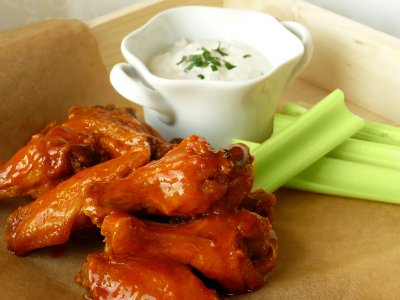 Wing Blue Cheese Dipping Sauce (1.5oz)