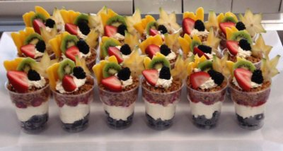 Fresh Fruit, Cup (3 oz)