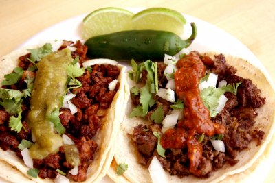 Chicken Taco Meat