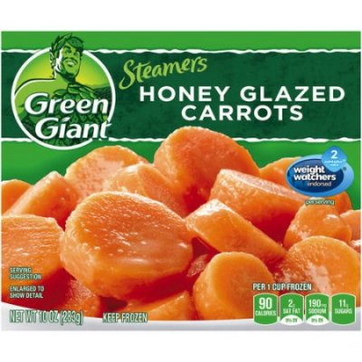 Honey-Glazed Carrots, 3 oz