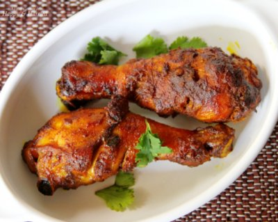 Traditional Baked Chicken - Drumstick