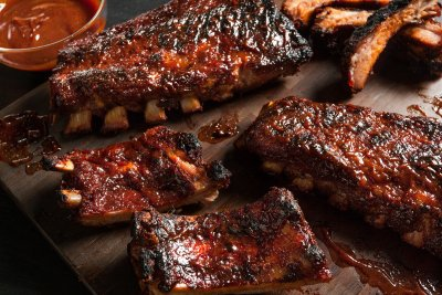 Country-Style Bbq Pork Ribs