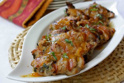 Grilled Chicken, small