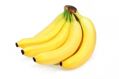 Organic, Banana, Yellow, Small, Includes: Cavendish