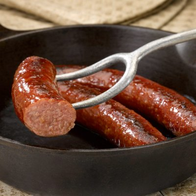 Grilled Smoked Sausage