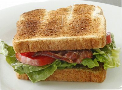 BLT Sandwich, lunch