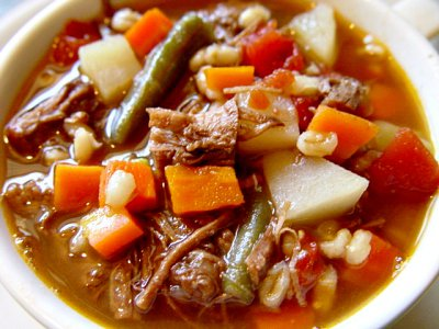 Vegetable Beef, bowl