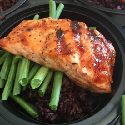 Grilled Salmon, regular