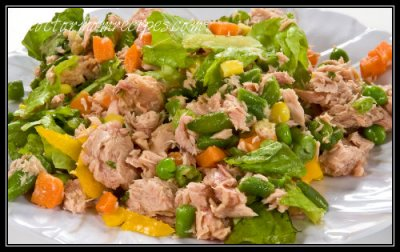 Mom's Tuna Salad on Harvest Bread, Entree
